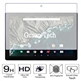 Guran® Protector de Pantalla Vidrio Cristal Templado para Google Pixel C Tablet (10.2pulgada) Smartphone Film