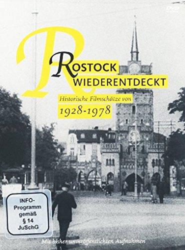 Rostock wiederentdeckt 1928-1978 - Historische Filmschätze