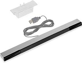 Wii - Barra con Sensor de Movimiento por Infrarrojos para Nintendo Wii/Wii U