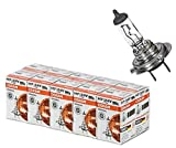 10 x Osram H7 Lampe 24V 70W E1 Made in Germany 24...