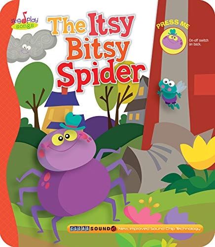 The Itsy Bitsy Spider (Sing N Play Songs)