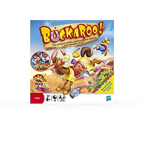 Hasbro Kinder Spiele tozudo 48380175 Englische Version bunt
