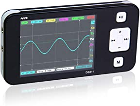 Sangmei Professional DS211 Digital Storage Oscilloscope Inspection Display Portable for Electronic Equipment