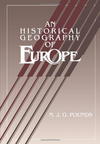 Compare Textbook Prices for An Historical Geography of Europe  ISBN 9780521311090 by Pounds, Norman J. G.