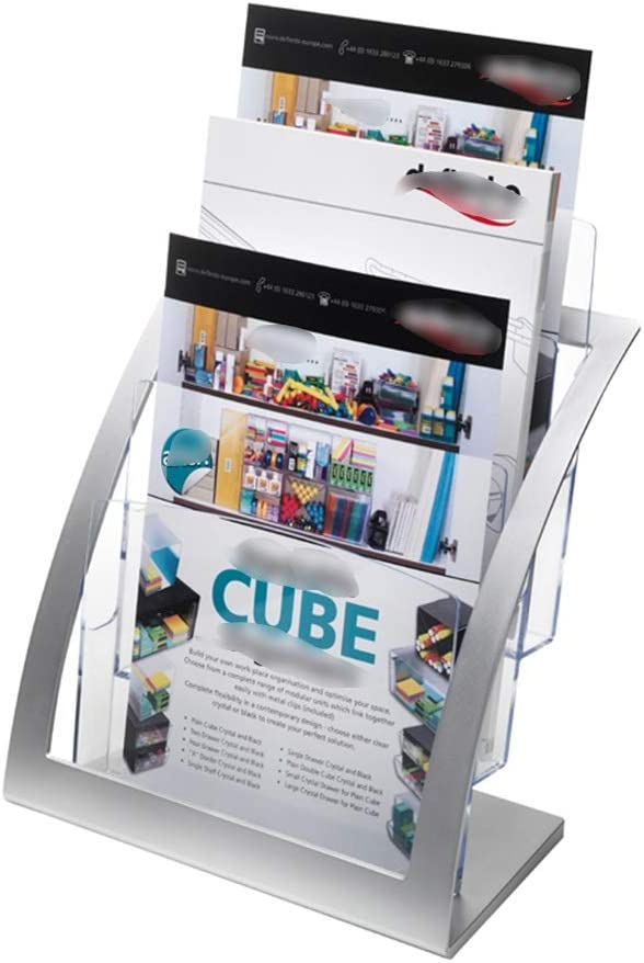 Magazine Newspaper Baskets Rack Cheap super special price Simple National uniform free shipping