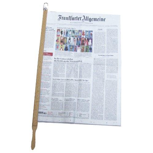 Zeitungshalter Primus Natur 58 cm