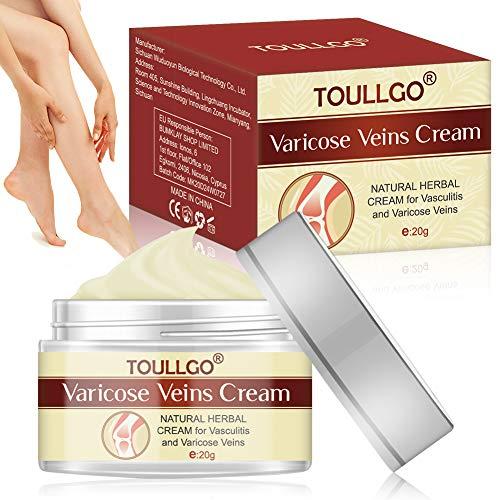 Varicose Veins Cream, Varicose Vein Treatment, Vein Cream for Spider Veins, Spider Vein Treatment For Legs, Improve Blood Circulation for Treatment Legs Care