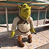 N/D Plush Toys Shrek Stuffed Plush Doll Shrek