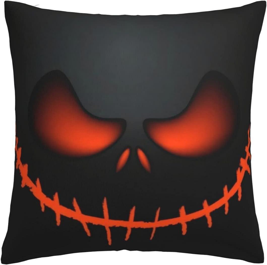Throw Pillows Covers 18 favorite X Mask unisex Smile Pillowc Horror Halloween