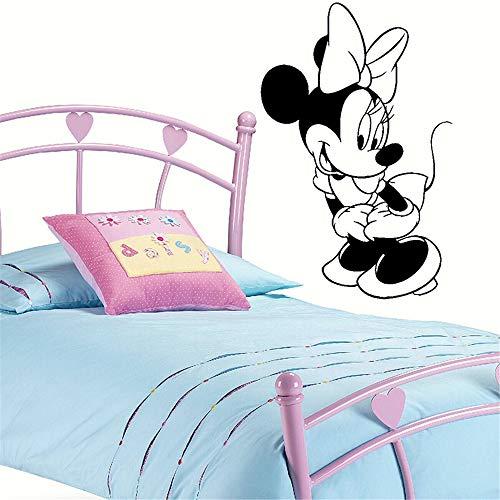 Minnie Mouse Kinderzimmer Aufkleber Baby Schlafzimmer Kinderzimmer