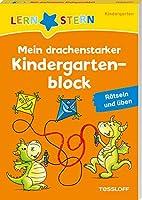 LERNSTERN. Mein drachenstarker Kindergartenblock. Raetseln und ueben
