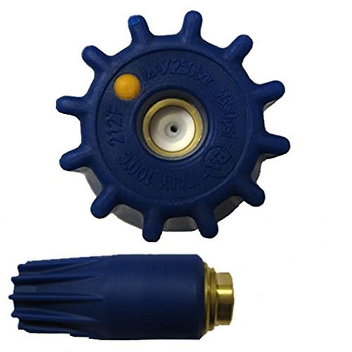 Kansas City Mall General Pump YR36K40 3650 PSI Turbo Popular products Ste Coupled 1 Nozzle with 4