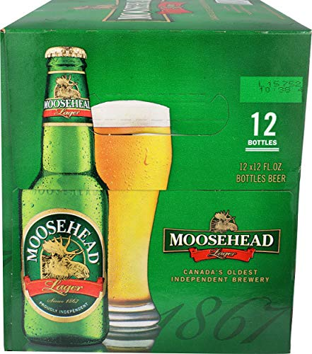 Moosehead Bier - 350ml
