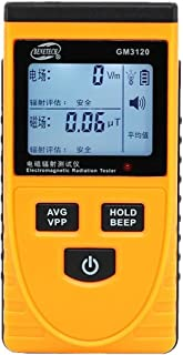 EMF Meters Electromagnetic Radiation Dosimeter Detector Handheld Geiger Counter Electric Field Emission Tester GM3120