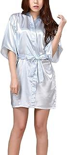 GGTFA Kimono Batas de Albornoz Novia y Dama de Honor Vestido de Fiesta de Boda Ropa de Dormir