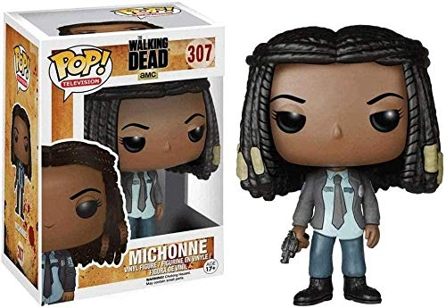 MEIQI Popolare! TV: The Walking Dead: Michonne (Stagione 5) Dalla Serie TV Chibi Collectibles