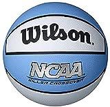 Wilson Killer Crossover Basketball, Carolina Blue/White, Intermediate - 28.5'