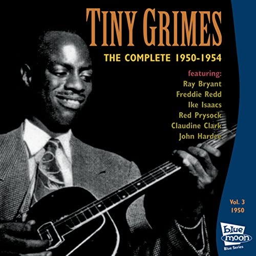 Tiny Grimes feat. フレディ・レッド, Ike Isaacs, レッド・プリソック, Claudine Clark & John Hardee