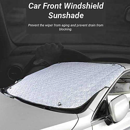 EASY4BUY® Car Heat Reflective Front Windshield Sun Shade Universal Size