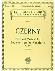 Czerny: Practical Method for Beginners