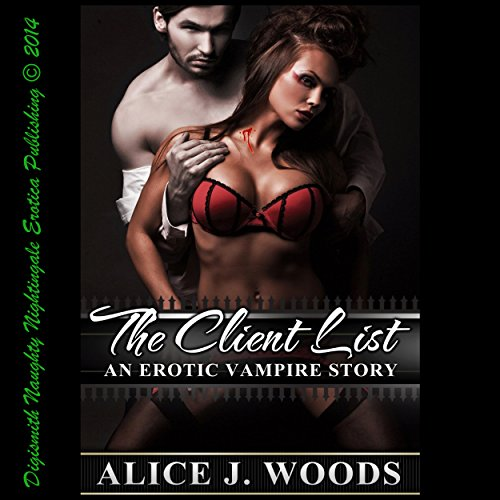The Client List: An Erotic Vampire Story audiobook cover art