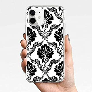 Silicone Mobile Phone Case For iPhone11, iPhone 11 Pro, iPhone11 Pro Max, iPhone12,iPhone12 Pro,iPhone12 Pro Max (White, i...