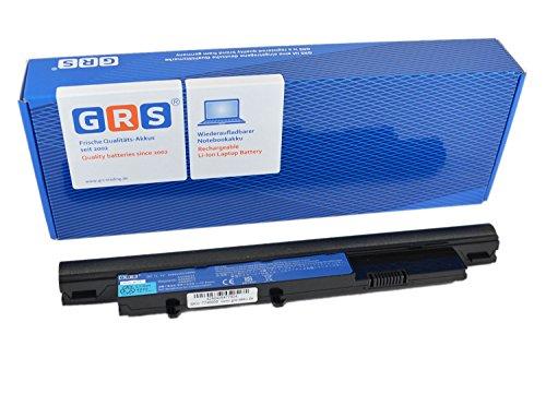 GRS Batería para Acer TravelMate 8471, Acer Aspire 4810t, 5810, Timeline 8371,...