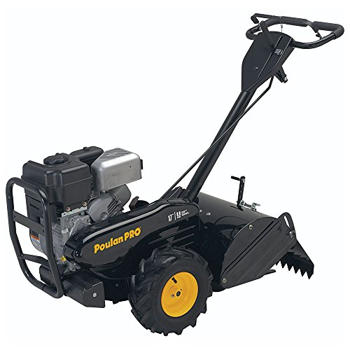Poulan Pro PPCRT17, 17 in. 208cc Counter Rotating Rear-Tine Tiller