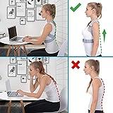 Zoom IMG-1 anoopsyche correttore postura schiena traspirante