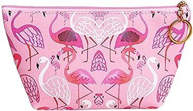 Archile Draagbare Makeup Tas Leuke Cosmetische Pouch Bag met Rits Kleine Toilettas Organizer Pouch voor Meisjes Vrouwen Mu...