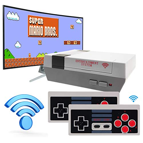 LIFTREN Classic Handheld Game Console, Wireless Classic Game Console Built-in 620 Game Handheld Game...