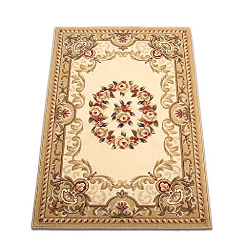 Learn More About CarPet Non-Slip Indoor Front Door mat (Hand Stereo Cut Flower Design) Living Room m...