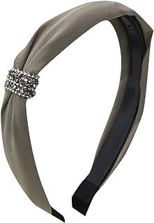 YBWZH Fashion National Wind Embroidered Fabric Headband Women Knot Hair Head Hoop Sweet Girls Hair Headband Accessories