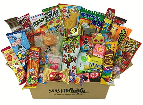40 japanische Süßigkeiten box japanischer Snack kit kat pocky