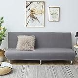C/N Funda de sofá Cama Clic clac Plegable elástico Fundas de sofá sin Brazos Funda de sofá elástica sin Brazos...