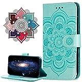 MRSTER Huawei Y6 2018 Case Flip Premium Wallet Phone Case