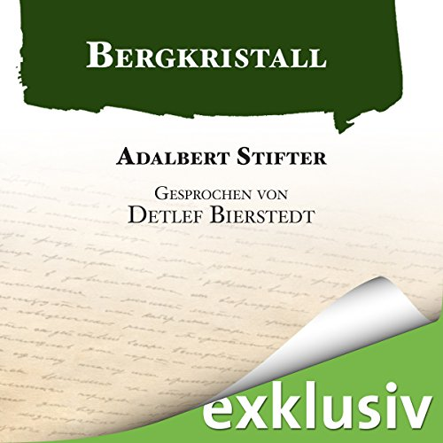 Bergkristall cover art