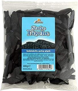 Rexim starke Fische Salmiak-Lakritze extra stark 400 g