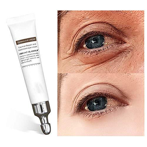 PLMNKO Vibrant Eye Cream Vibrant Glamour Magic Eye Cream Used for Dark Circles and Puffiness-Anti-Wrinkle Eye Cream-Reduce Wrinkles Full of Vitality (20ml) (1pcs)