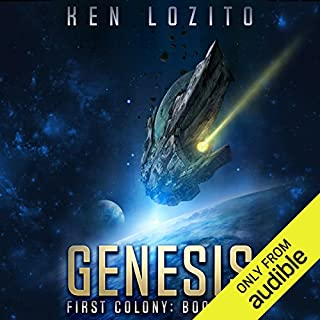 Genesis                   By:                                                                                                                                 Ken Lozito                               Narrated by:                                                                                                                                 Scott Aiello                      Length: 8 hrs and 54 mins     54 ratings     Overall 4.5
