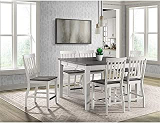 f8ed20688223 Amazon.com: 7 Pieces - Table & Chair Sets / Kitchen & Dining Room ...