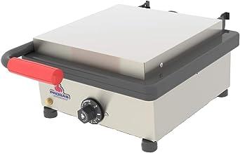 Progás, P30177, Sanduicheira Eletrica Grill Para Lanche Prensa Hot Dog Progas 220 Volts, cor Inox, Aço