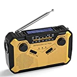 Best Noaa Radios - 【2021 Newest】 Emergency Weather Radio Portable Solar H Review