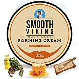 Hair Cream For Men | Smooth Viking Forming Cream for Hair (2 Ounces) -...
