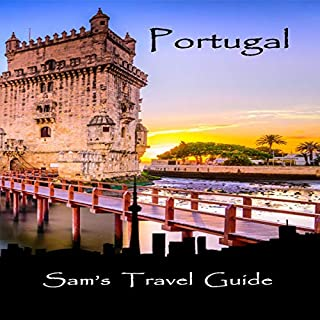 Portugal: Essential Travel Tips audiobook cover art