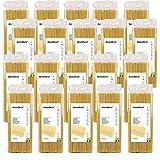 AmoreTerra (20 Pz.) Spaghetti BIO Senatore Cappelli 500g, pasta artigianale grani antichi bio trafilata al bronzo lenta essiccazione statica