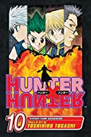 Hunter x Hunter, Vol. 10 (10)