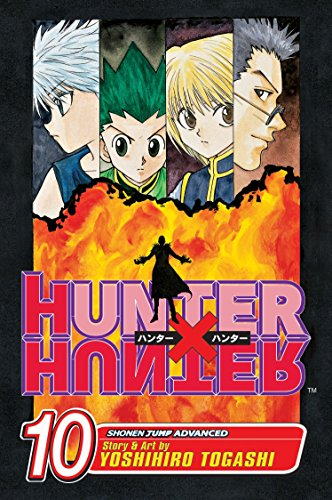HUNTER X HUNTER GN VOL 10: Fakes, Swindles, and the Old Switchheroo