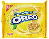 Biscuits Oreo Citron (432g)