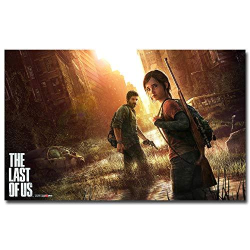 WOMGD® Zombie Survival Horror Actie Tv-spel Legpuzzels, Moeilijke uitdaging Houten puzzel 1000 stuk, Woonkamer Wanddecoratie
